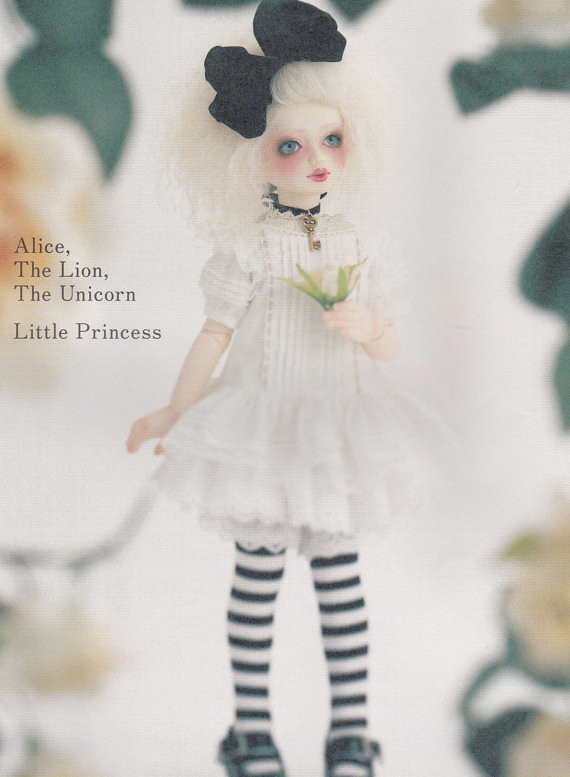 1/6 YoSD BJD Unoa Chibi Doll Alice in Wonderland theme Lol… | Flickr