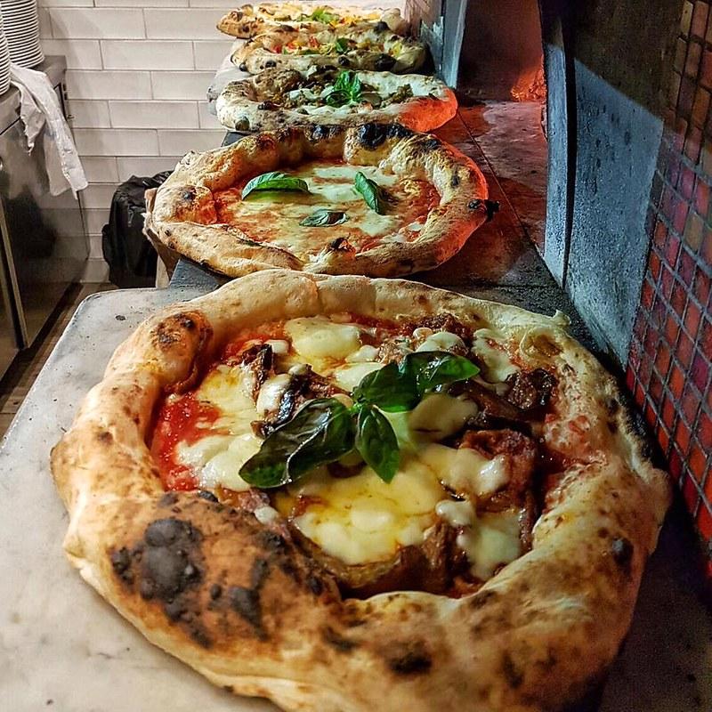 spicchi d'autore pizze