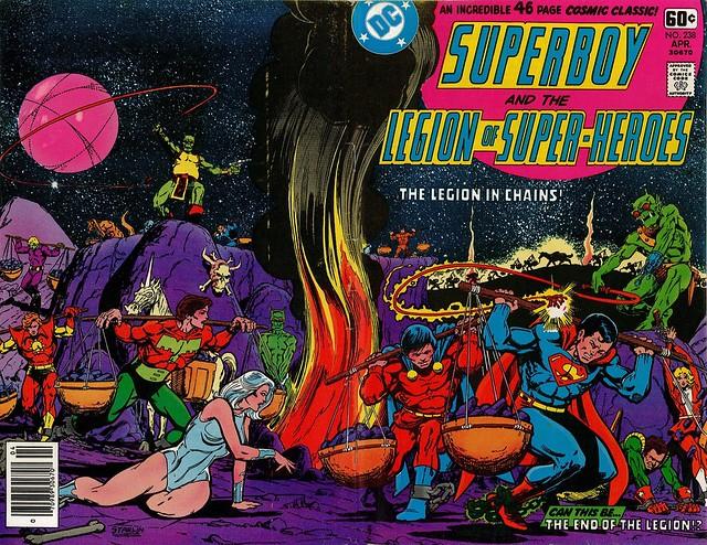 Superboy Legion 238