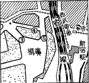 西武新宿線 国鉄新宿駅乗り入れ計画 (68)
