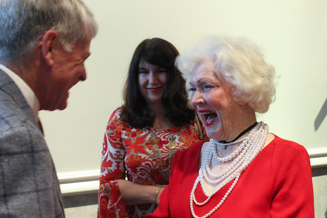 Dedication of Betty Smith Campbell Vocal Studio