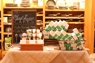 Sweet Lauren Cakes at the Union Square Williams Sonoma Artisans' Market | by Sweet Lauren Cakes