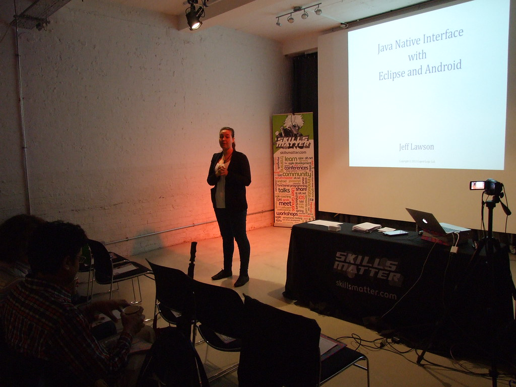 London Java Community:Java Native Interface with Eclipse a… | Flickr
