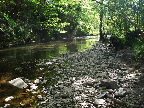 River Rhymney | by fromthevalleys-
