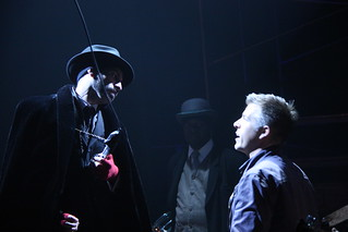 Behind the Scenes: Death and Harry Houdini 2013 Tech Event | by thehousetheatre