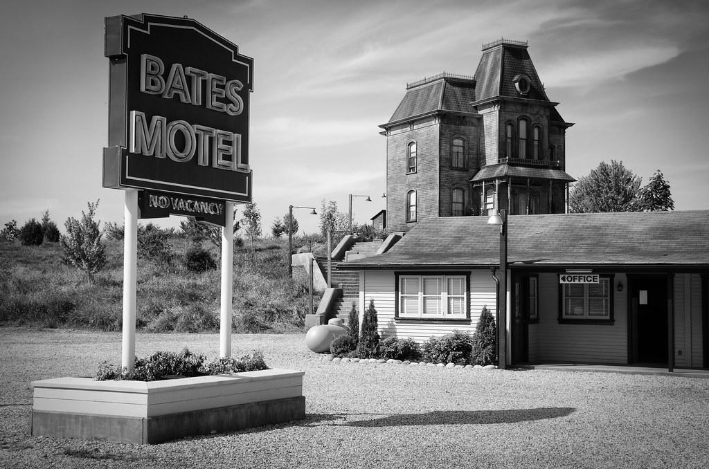 Resultado de imagen de bates motel psycho