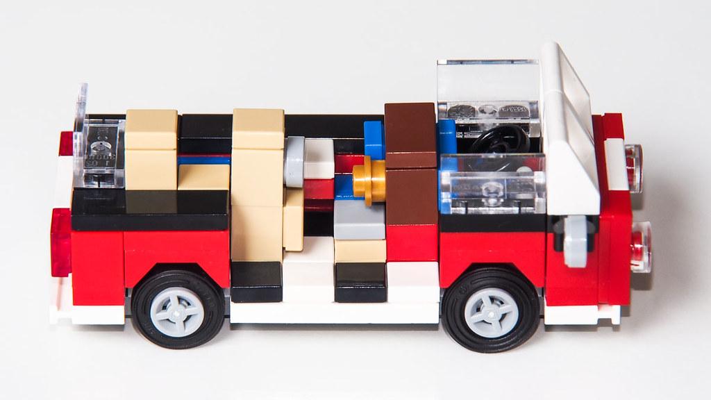lego hiconsumption volkswagen van camper