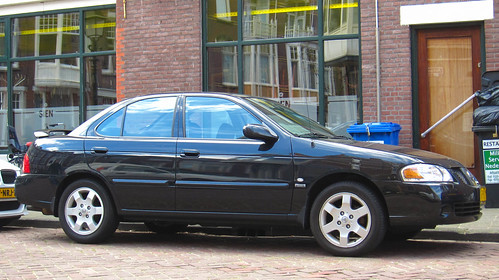 2005 nissan sentra 1 8 s special edition automatic flickr. Black Bedroom Furniture Sets. Home Design Ideas