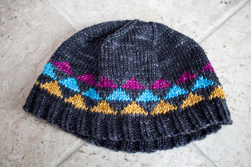 Triangle hat | by Terriko