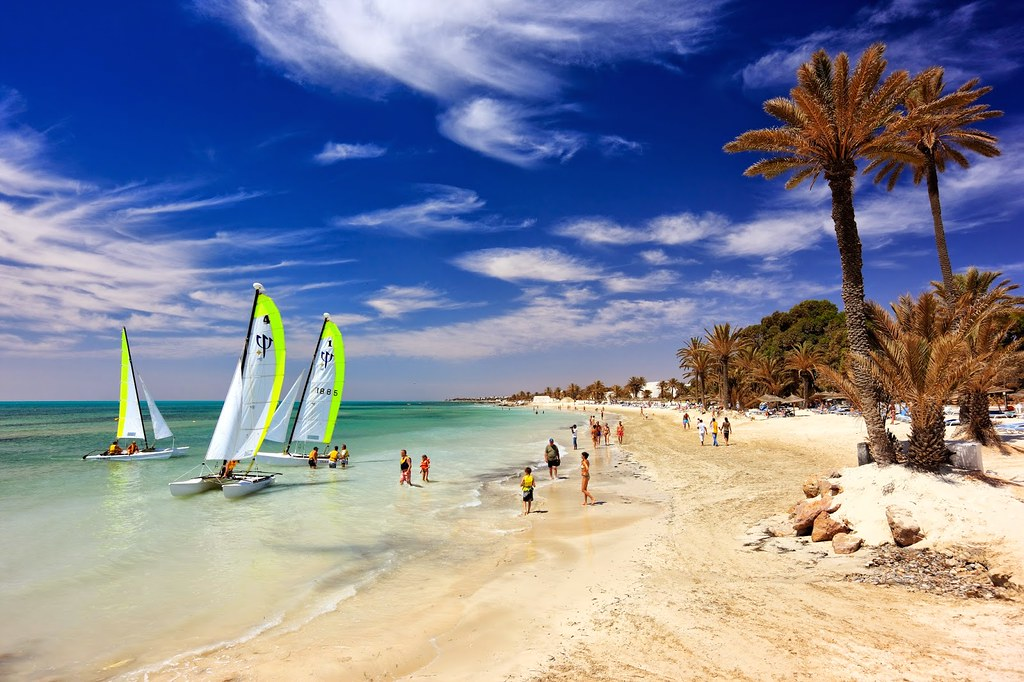 Tui Announce New German 2017 Summer Flights to Djerba: Ministry of Tourism Apparently Unaware