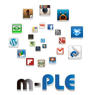 My mobile PLE | by César Poyatos