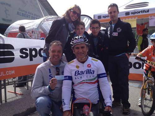 Maratona dles Dolomites - Enel 2013