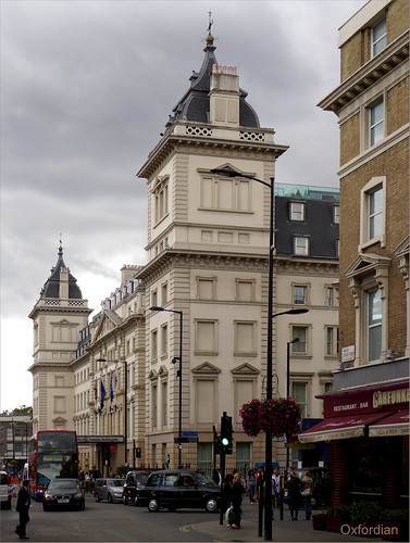 Hilton Hotel London Oxford Street