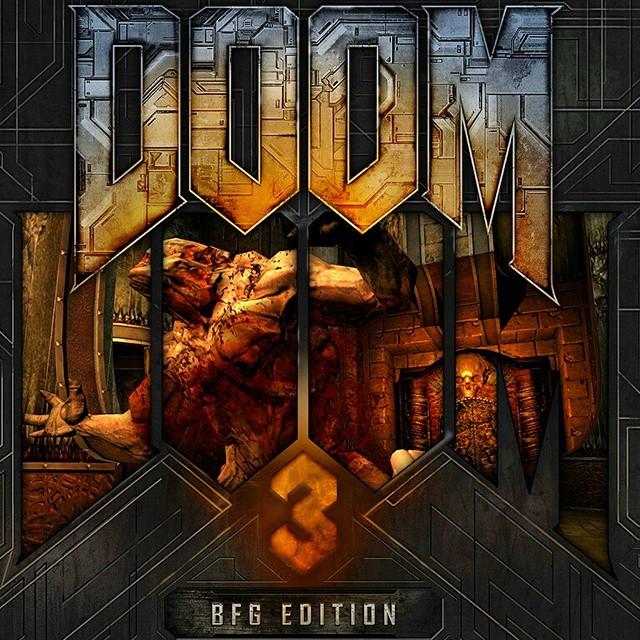 Doom 3 Xbox 360 1080P Gameplay Part01