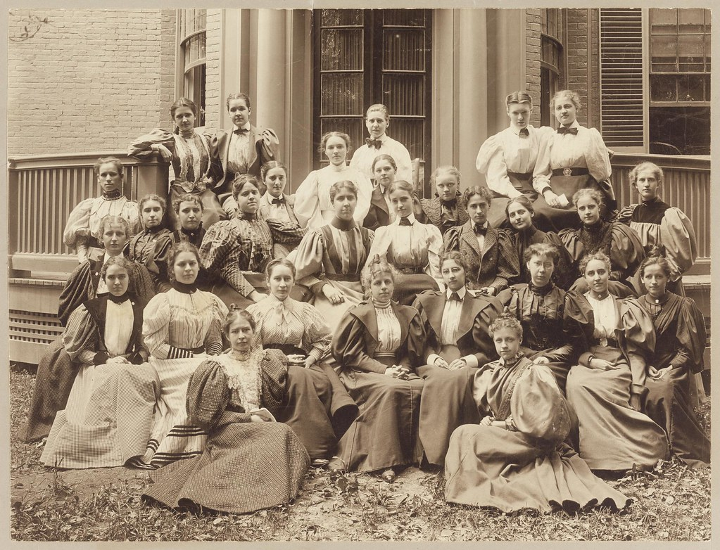 ... Harvard University PC_678-1896-37 | by Schlesinger Library, RIAS,  Harvard University
