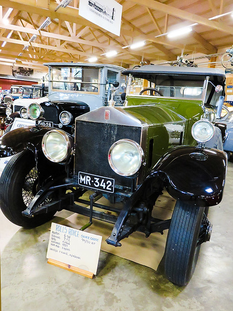 Vehoniemen automuseo IMG_4455