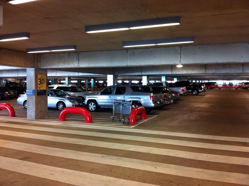 DFW Parking Garage