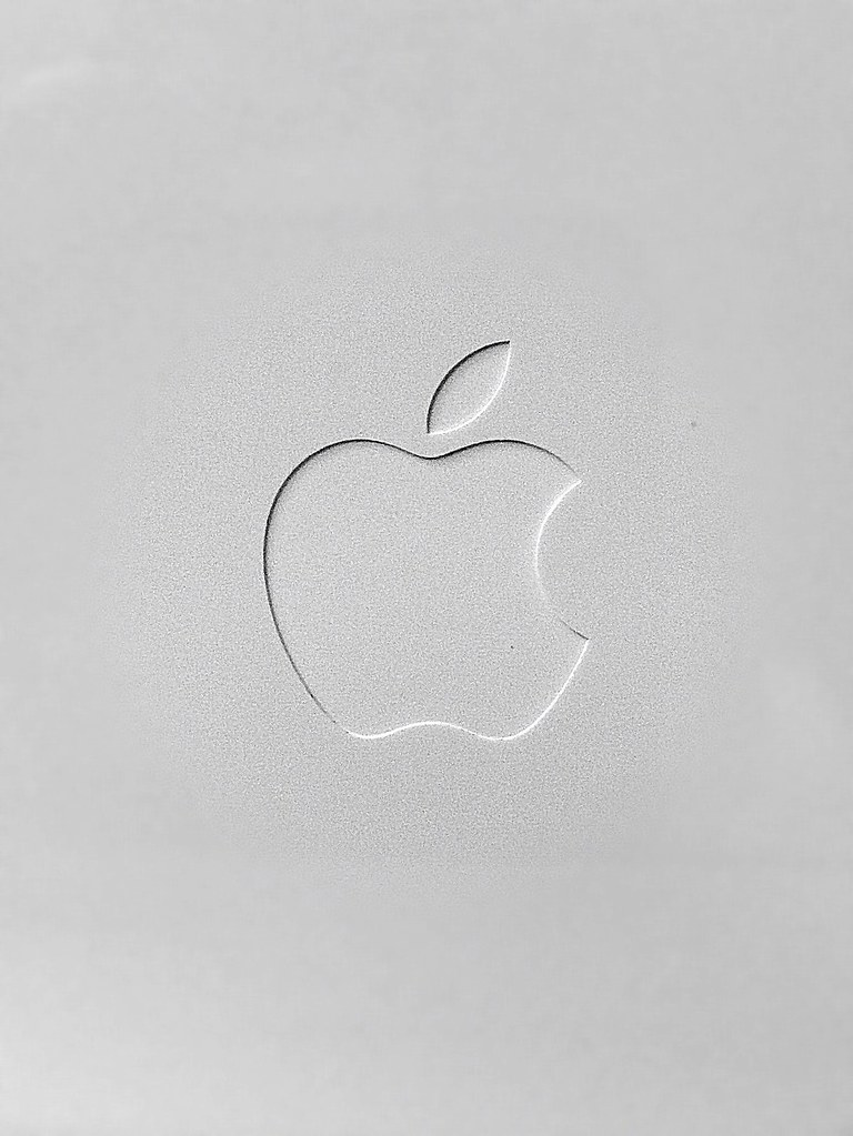 Apple Logo From IPhone 5 Headphone Case