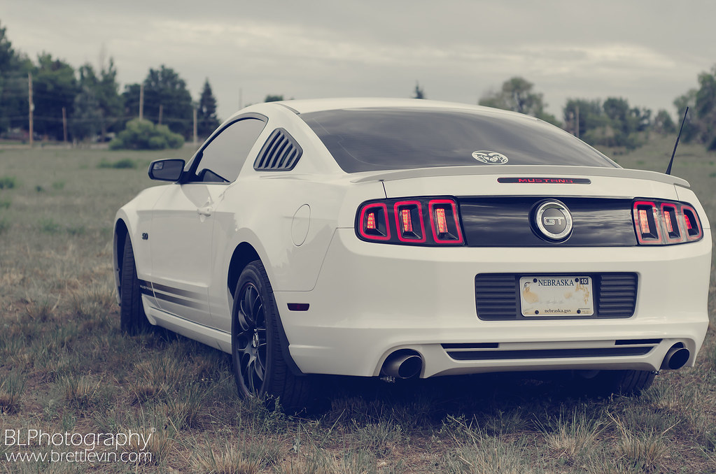 2013 ford mustang 50 gt by brett levin photography