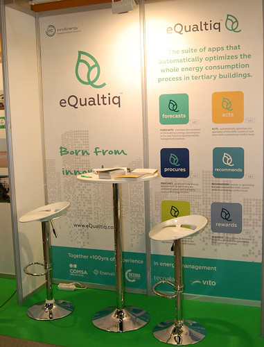 eQualtiq, COMSA Industrial's proposal for boosting energy efficiency