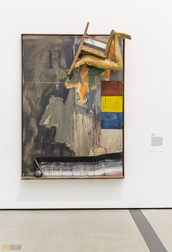 Robert Rauschenberg The Broad Museum Los Angeles 01 | by Eva Blue