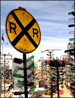 RR Sign and Weaponry | by greenthumb_38