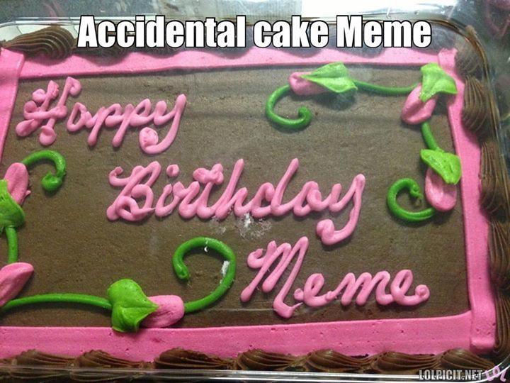 Happy Birthday Mimi Enjoy Your Meme Cake Ifft Uplo Flickr