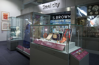 Sheffield Life and Times gallery at Weston Park Museum. Image © Andy Brown | by Museums Sheffield