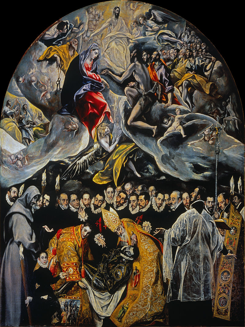 El_entierro_del_señor_de_Orgaz_-_El_Greco