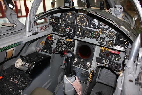 F-104J戦闘機  コックピット IMG_0097_2