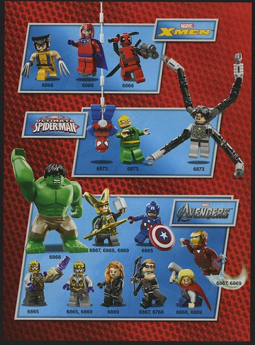 Marvel figs | by hmillington