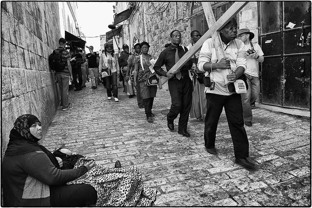 Good Friday 2012 Jerusalem
