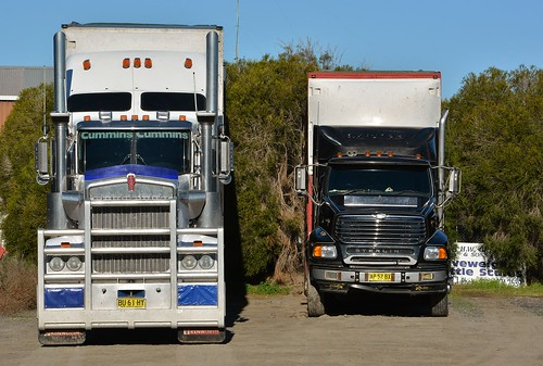 Kenworth and Sterling | by quarterdeck888