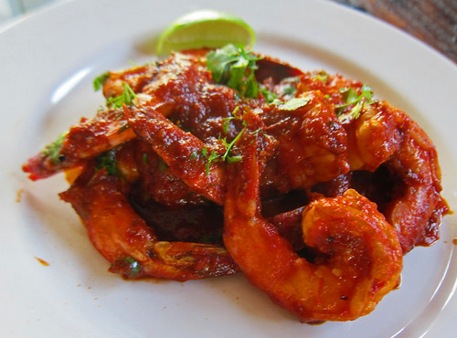 how to make chipotle sauce for shrimp