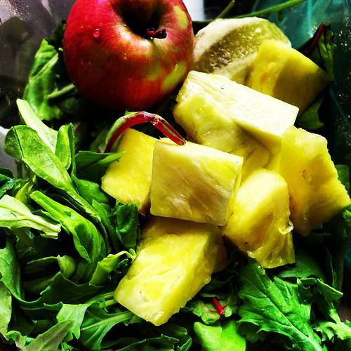 Apple Kale Baby Food Recipe