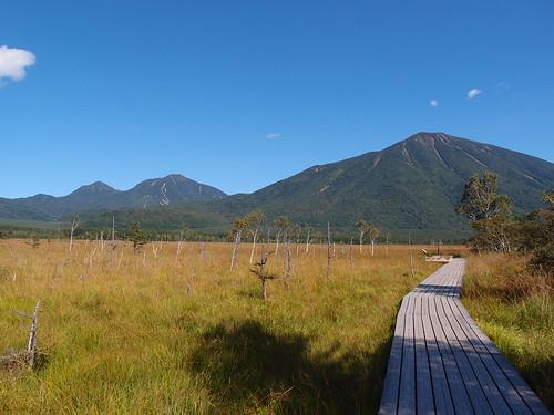 Mount Nantai @ Senjogahara Marsh @ Nikko