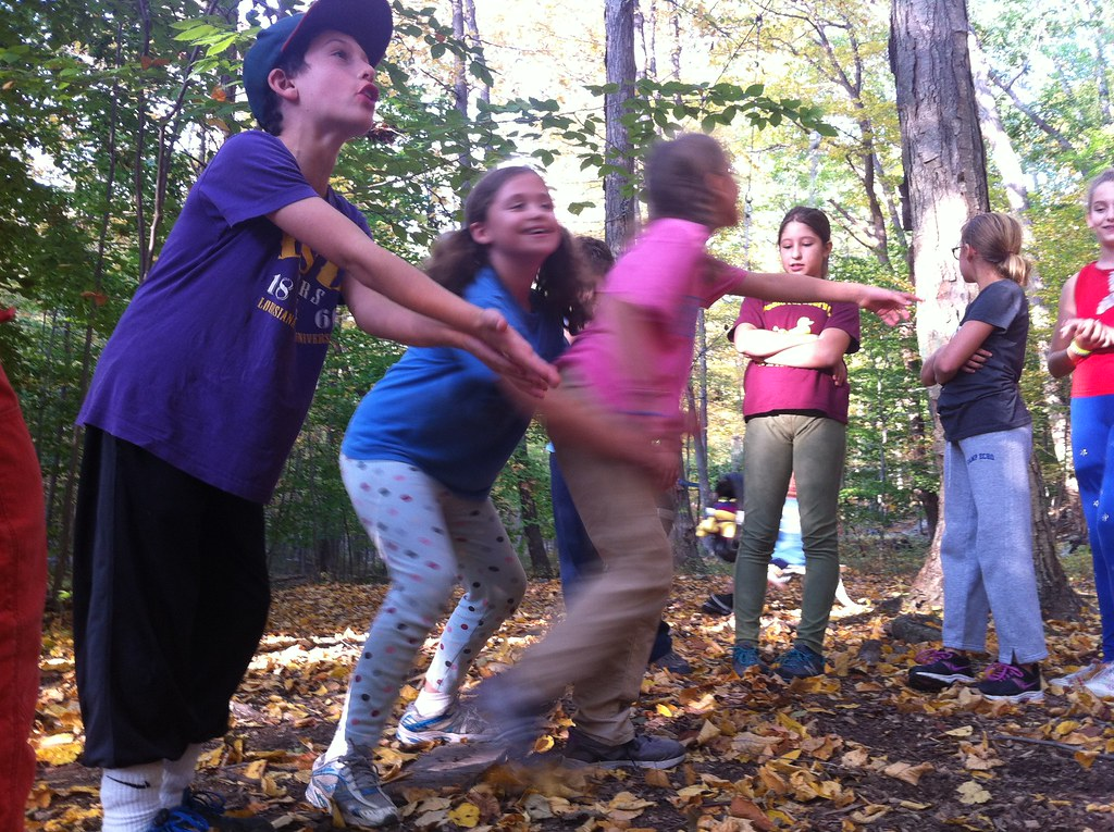 5th and 6th grade retreat 2 | Brooklyn Heights Synagogue | Flickr