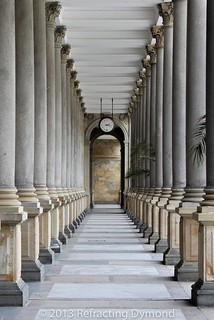 Mill Colonnade | by refractingdymond