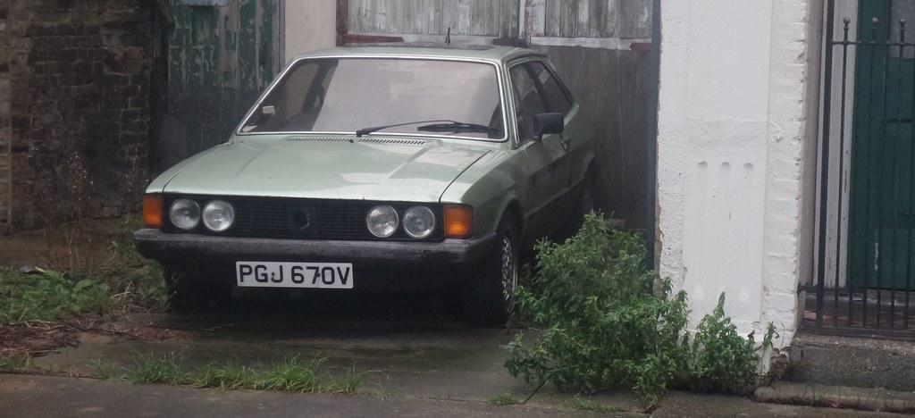 Volkswagen Scirocco 1980