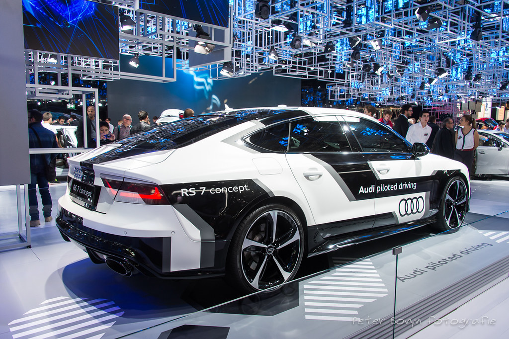 Audi RS Concept Audi Piloted Driving Mondiale De Flickr - Audi piloted driving