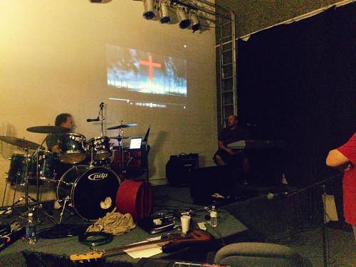 The Wall Rehearsal (Nov 11 2015)