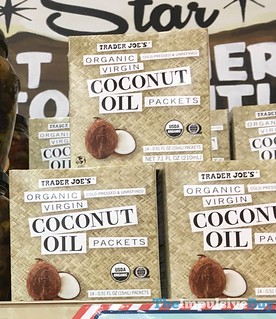 Virgin Coconut Oil Dog Food