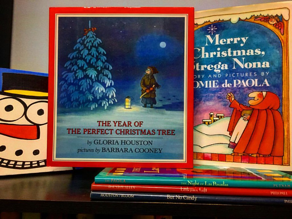 A Couple Of My Favorite Children S Christmas Books I Used Flickr