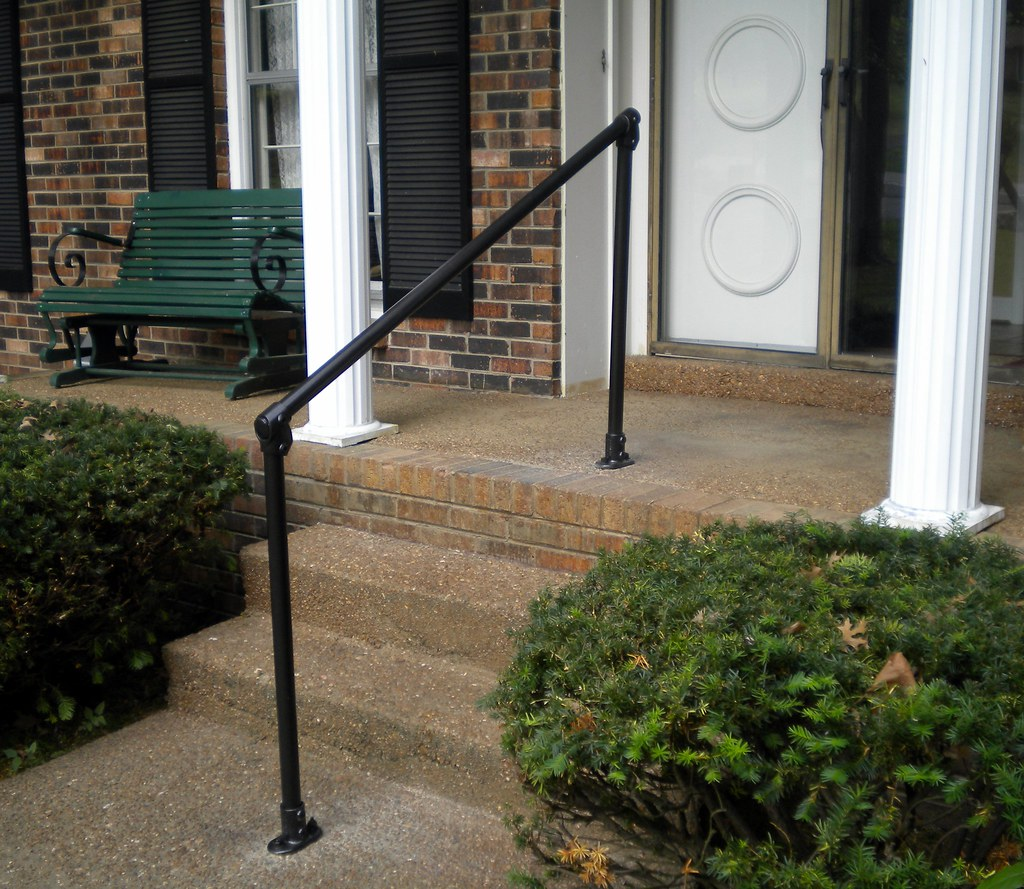 Simple Railing for Elderly Accessibility | Simple handrail g… | Flickr