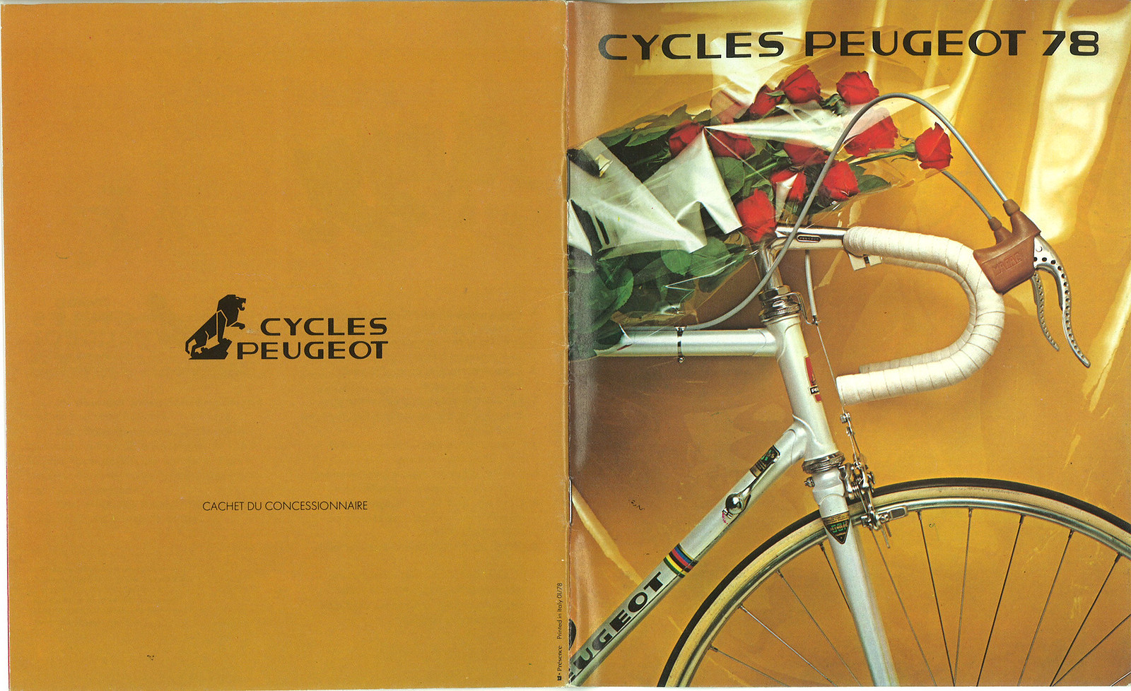 catalogue cycles peugeot 1978 | flickr