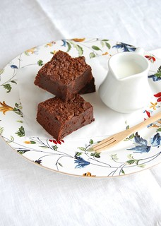 Guinness brownies / Brownies de Guinness | by Patricia Scarpin
