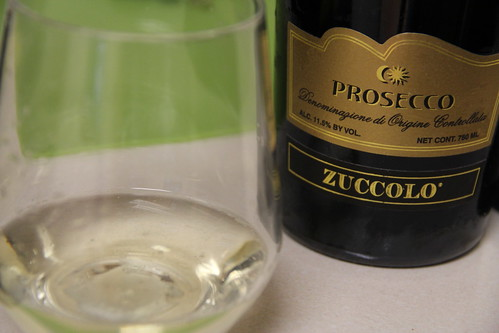 Prosecco + pasta | by africankelli