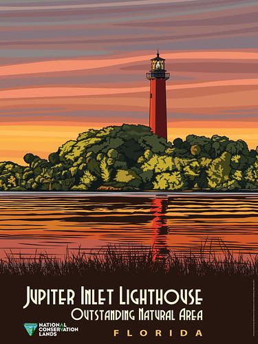 Where Is Jupiter Florida >> Jupiter Inlet Lighthouse Outstanding Natural Area in Flori ...