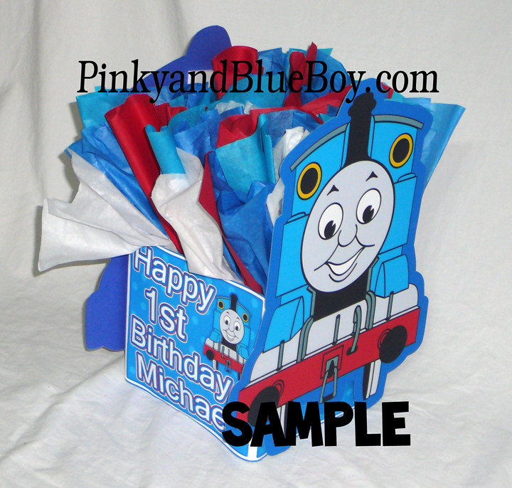 Thomas The Tank Trains Birthday Party Decorations Red
