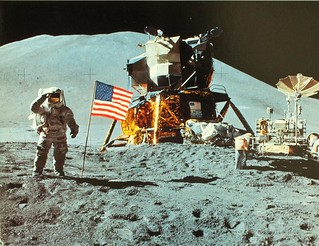 Apollo 15 Moon Landing - James Irwin | by San Diego Air & Space Museum Archives